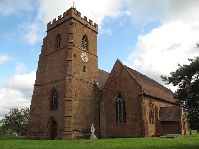 Another Staffordshire Church