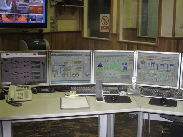 Tara Control Room