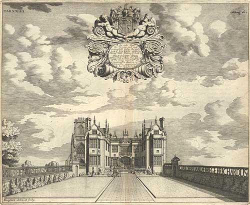 Trentham Hall 1686