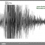 20110311 Japan Earthquake Recorded at Keele